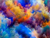 Synergies of Color — Stock Photo