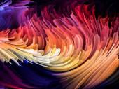 Dance of Color — Foto de Stock