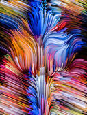 Quickening of Color — Stock Photo