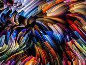 Sinerji renk — Stok fotoğraf