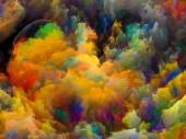 Sfärer av färg — Stockfoto