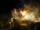 Acceleration of Space — Stock Photo
