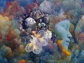 Painted Dream — Stock Photo