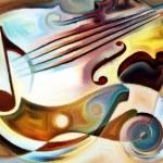 Conceptual Music — Stock Photo #70686629
