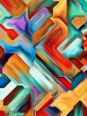 Fond abstrait — Photo