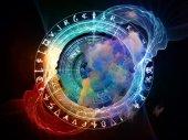 Evolving Sacred Geometry — Stock Photo