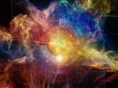 Beyond Abstract Visualization — Stock Photo