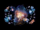 Vibrant Jewels — Stock Photo