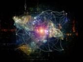 Energie van netwerk — Stockfoto