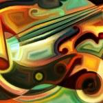 Conceptual Music — Stock Photo #75352233
