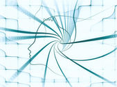 Unfolding of Soul Geometry — Stock Photo