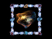 Visualizzazione dei gioielli — Foto Stock