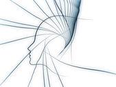 Seele Geometrie Abstraktion — Stockfoto