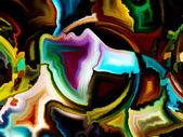 Elegance of Mind Shapes — Stock Photo