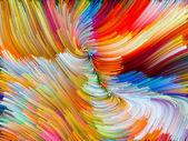 Vivid Color Vortex — Stock Photo