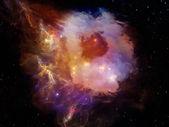 Glow of Dream Space — Stock Photo