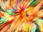 Elements of Color Vortex — Stock Photo