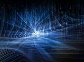 Diversity of Light Waves — Stock Photo