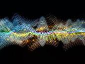 Virtualization of Sound — Stock Photo