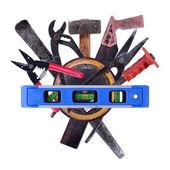 Circle Tools. Isolated — Stock Photo