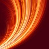 Bunte glatte drehung lichtlinien. eps 10 — Stockvektor