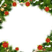 Fondo de navidad. eps 10 — Vector de stock