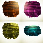 Abstract Watercolor background. EPS 10 — Cтоковый вектор