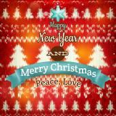 Vánoční dekorace. Eps 10 — Stock vektor