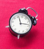 Çalar saat. arka planda çalar saat. — Stok fotoğraf
