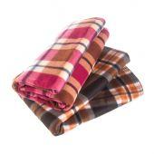 Blanket, blanket on the background — Stock Photo