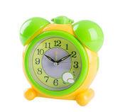 Alarm clock. alarm clock on the background. — Stockfoto