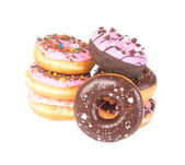 Donut. donut on the background — Stock Photo