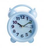 Alarm clock. alarm clock on background. alarm clock on the backg — Stock Photo