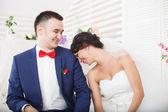 Wedding Portraits — Stock Photo