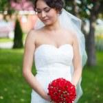 Beautiful bride — Stock Photo #56483655