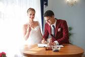 結婚式 — ストック写真