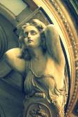 Escultura antigua — Foto de Stock
