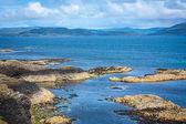 Стаффа, остров Inner Hebrides в Аргайл и бьют, Шотландия — Стоковое фото