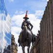Постер, плакат: Statue of the Duke of Wellington Glasgow