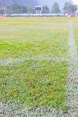Painted Football — Zdjęcie stockowe