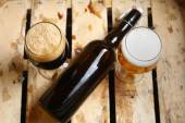 Beer percent — Stock Photo