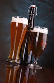Hafif bira — Stok fotoğraf