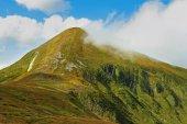 The Goverla Mountain — Stock Photo