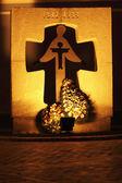 Holodomor memorial — Stock Photo