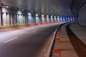 All'interno del tunnel — Foto Stock