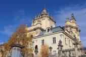 Cathedral of Saint Yura — Stok fotoğraf