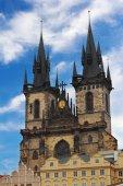 Tyn kilisesi — Stok fotoğraf