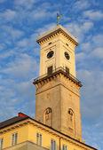 City Hall in Lviv — Stock Photo