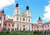 Former Jesuit Monastery and Seminary, Kremenets, Ukraine — Stock Photo