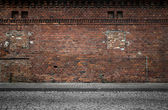 Old grunge urban background — Stock Photo